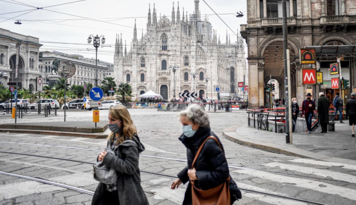 Mától nem kapnak fizetést az oltatlan dolgozók Olaszországban