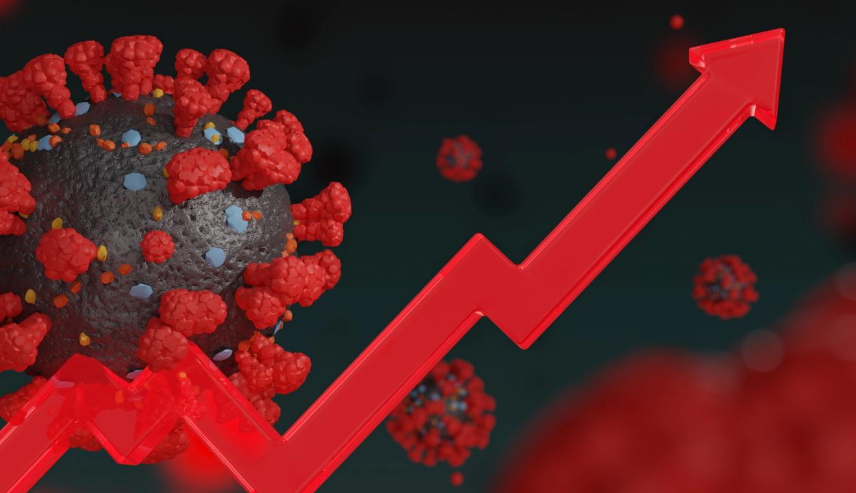 16.743 új koronavírusos megbetegedést jelentettek, 79.545 teszt elvégzése nyomán