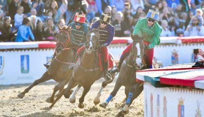 Harmadik lett Farkaslaka lovasa a Nemzeti Vágtán