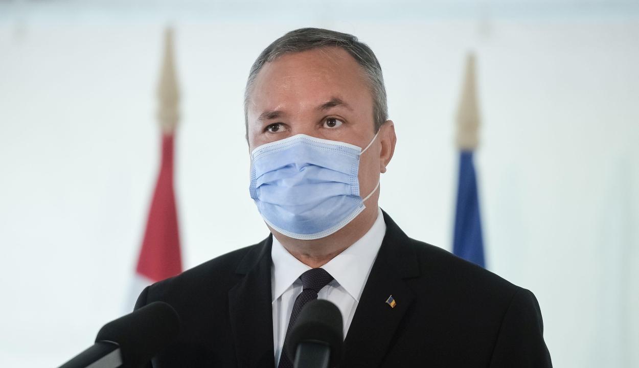 Nicolae Ciucă meghatározott idejű fegyverszünetet javasol a pártoknak