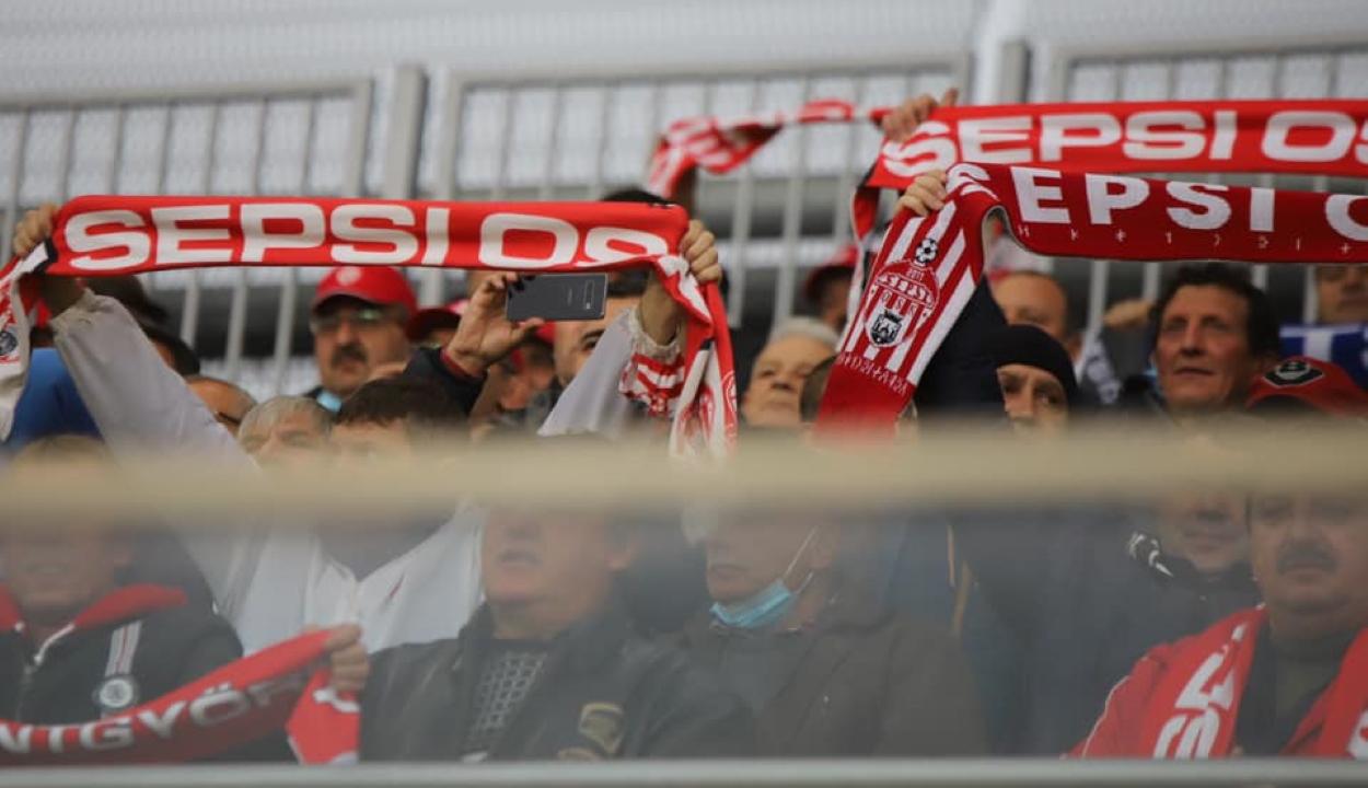 Kikapott az új stadionjában játszott első mérkőzésén a Sepsi OSK