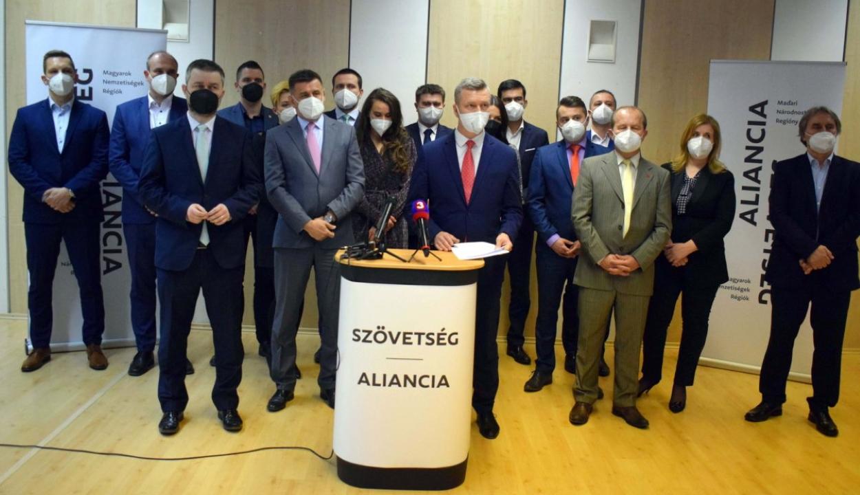 Létrejött az egységes felvidéki magyar párt, a Szövetség